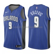 Orlando Magic Basket Tröja 2018 Nikola Vucevic 9# Icon Edition..