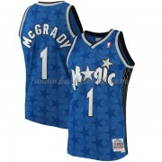 Orlando Magic 2001-02 Tracy McGrady 1# Blue Hardwood Classics..