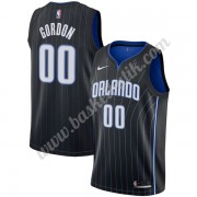 Orlando Magic Basket Tröja 2019-20 Aaron Gordon 00# Svart Statement Edition Swingman..