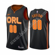 Orlando Magic Basket Tröja 2019-20 Svart City Edition Swingman..