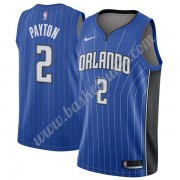Orlando Magic Basket Tröja 2019-20 Elfrid Payton 2# Blå Icon Edition Swingman..