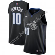 Orlando Magic Basket Tröja 2019-20 Evan Fournier 10# Svart City Edition Swingman..