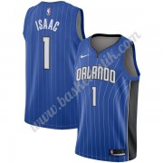 Orlando Magic Basket Tröja 2019-20 Jonathan Isaac 1# Blå Icon Edition Swingman..