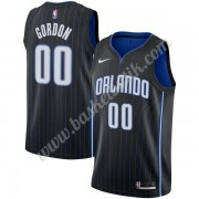 Orlando Magic Basket Tröja 2019-20 Aaron Gordon 00# Svart Icon Edition Swingman..