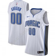 Orlando Magic Basket Tröja 2019-20 Aaron Gordon 00# Vit Association Edition Swingman..
