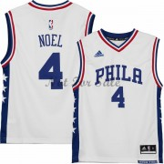 Barn NBA Tröja Philadelphia 76ers Child 15-16 Nerlens Noel 4# Home..