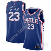 Barn NBA Tröja Philadelphia 76ers 2019-20 Jimmy Butler 23# Icon Edition Swingman..
