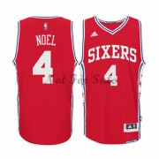 Philadelphia 76ers Basket Tröja Nerlens Noel 4# Alternate..