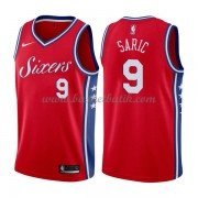 Philadelphia 76ers Basket Tröja 2018 Dario Saric 9# Statement Edition..