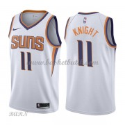 Barn NBA Tröja Phoenix Suns 2018 Brandon Knight 11# Association Edition..