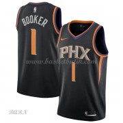 Barn NBA Tröja Phoenix Suns 2018 Devin Booker 1# Statement Edition..