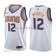 Barn NBA Tröja Phoenix Suns 2018 T.J. Warren 12# Association Edition..