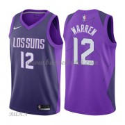 Barn NBA Tröja Phoenix Suns 2018 T.J. Warren 12# City Edition..