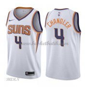 Barn NBA Tröja Phoenix Suns 2018 Tyson Chandler 4# Association Edition..