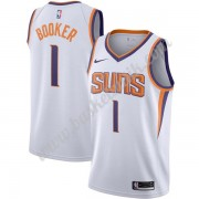 Phoenix Suns Basket Tröja 2019-20 Devin Booker 1# Vit Association Edition Swingman..