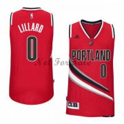 Barn NBA Tröja Portland Trail Blazers Damian Lillard 0# Alternate..