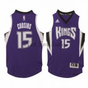 Barn NBA Tröja Sacramento Kings DeMarcus Cousins 15# Road..