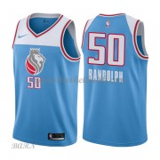 Barn NBA Tröja Sacramento Kings 2018 Zach Randolph 50# City Edition..