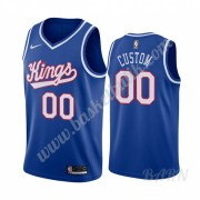 Barn NBA Tröja Sacramento Kings 2019-20 Blå Classics Edition Swingman..