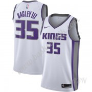 Barn NBA Tröja Sacramento Kings 2019-20 Marvin Bagley III 35# Vit Association Edition Swingman..