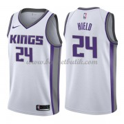 Sacramento Kings Basket Tröja 2018 Buddy Hield 24# Association Edition..