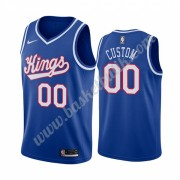 Sacramento Kings Basket Tröja 2019-20 Blå Classics Edition Swingman..