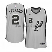 San Antonio Spurs Basket Tröja Kawhi Leonard 2# Alternate..