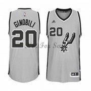 San Antonio Spurs Basket Tröja Manu Ginobili 20# Alternate..