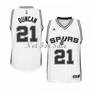San Antonio Spurs Basket Tröja Tim Duncan 21# Home..
