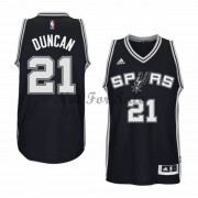 San Antonio Spurs Basket Tröja Tim Duncan 21# Road..