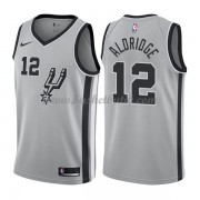 San Antonio Spurs Basket Tröja 2018 LaMarcus Aldridge 12# Statement Edition..