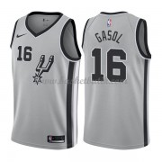 San Antonio Spurs Basket Tröja 2018 Pau Gasol 16# Statement Edition..
