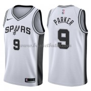 San Antonio Spurs Basket Tröja 2018 Tony Parker 9# Association Edition..
