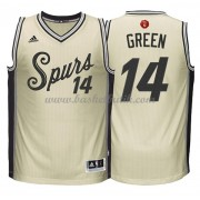 San Antonio Spurs Basketkläder 2015 Danny Green 14# NBA Jultröja..