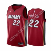 Miami Heat Basket Tröja 2019-20 Jimmy Butler 22# Röd Statement Edition Swingman..