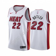 Miami Heat Basket Tröja 2019-20 Jimmy Butler 22# Vit Association Edition Swingman..