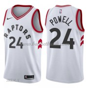 Barn NBA Tröja Toronto Raptors 2018 Norman Powell 24# Association Edition..