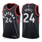 Barn NBA Tröja Toronto Raptors 2018 Norman Powell 24# Statement Edition..