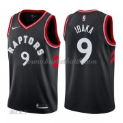 Barn NBA Tröja Toronto Raptors 2018 Serge Ibaka 9# Statement Edition..