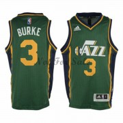 Barn NBA Tröja Utah Jazz Trey Burke 3# Alternatre..