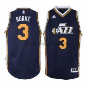 Barn NBA Tröja Utah Jazz Trey Burke 3# Road..