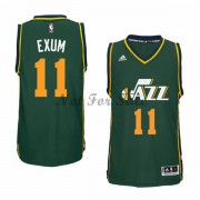 Utah Jazz Basket Tröja Dante Exum 11# Alternatre..