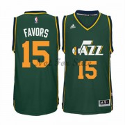Utah Jazz Basket Tröja Derrick Favors 15# Alternate..