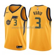 Utah Jazz Basket Tröja 2018 Ricky Rubio 3# Statement Edition..