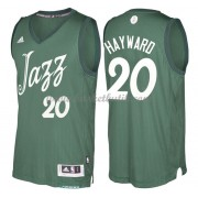 Utah Jazz Basketkläder 2016 Gordon Hayward 20# NBA Jultröja..
