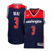 Barn NBA Tröja Washington Wizards Bradley Beal 3# Alternate..