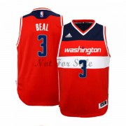 Barn NBA Tröja Washington Wizards Bradley Beal 3# Road..