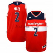 Barn NBA Tröja Washington Wizards John Wall 2# Road..