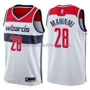 Barn NBA Tröja Washington Wizards 2018 Ian Mahinmi 28# Association Edition..