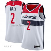 Barn NBA Tröja Washington Wizards 2018 John Wall 2# Association Edition..